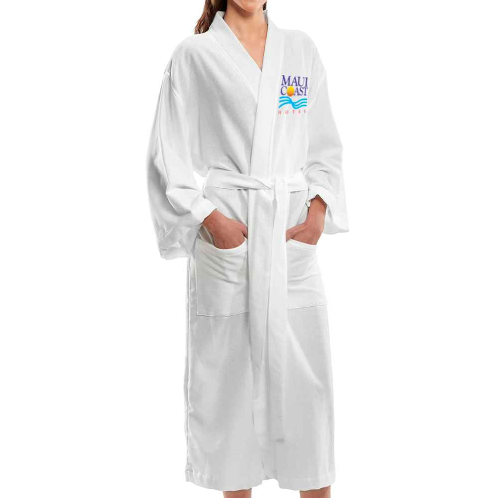 Traveler's Loop Terry Kimono Robe - Personalization Available