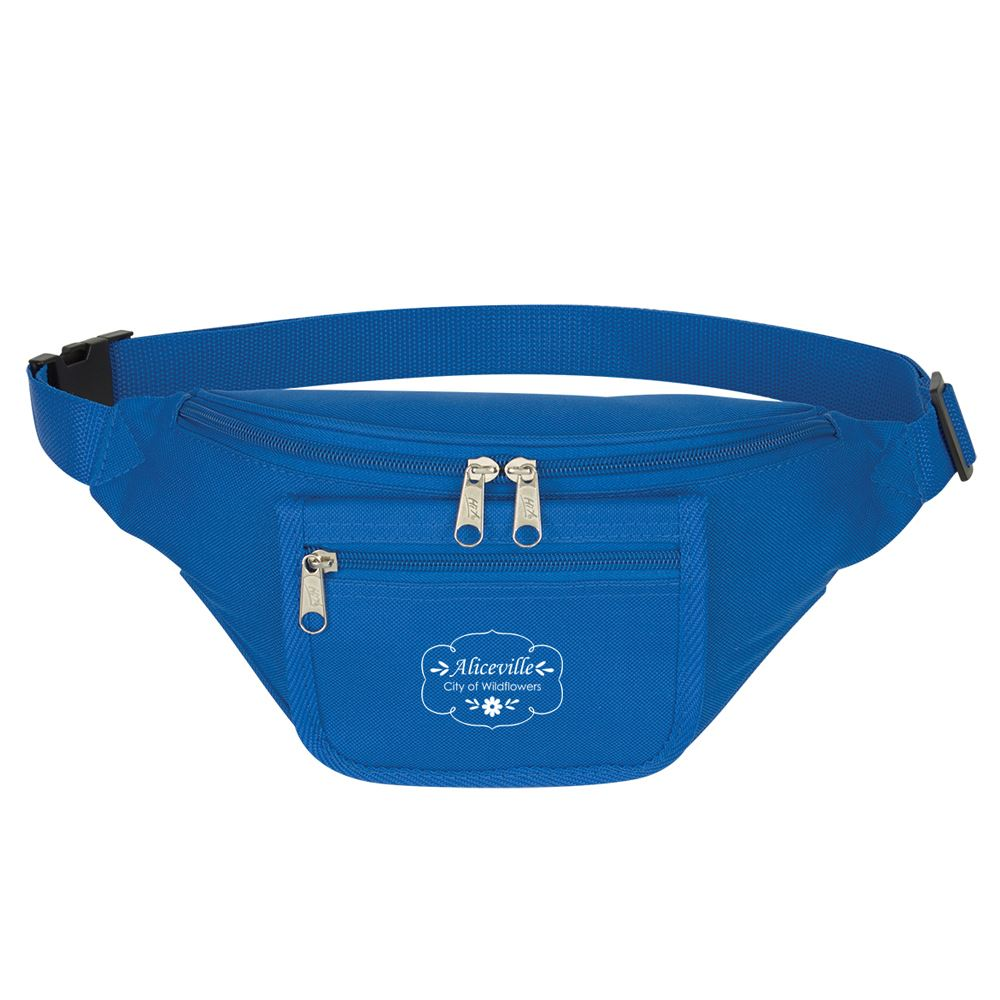 Fanny Pack With Organizer - Personalization Available
