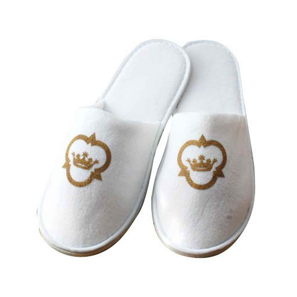 Travel Slippers - Personalization Available