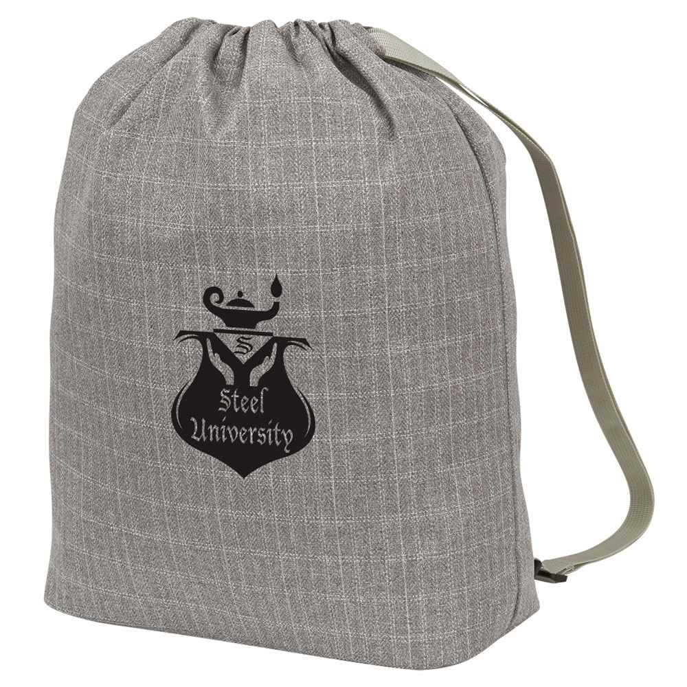 Barclay Cinch Backpack - Personalization Available