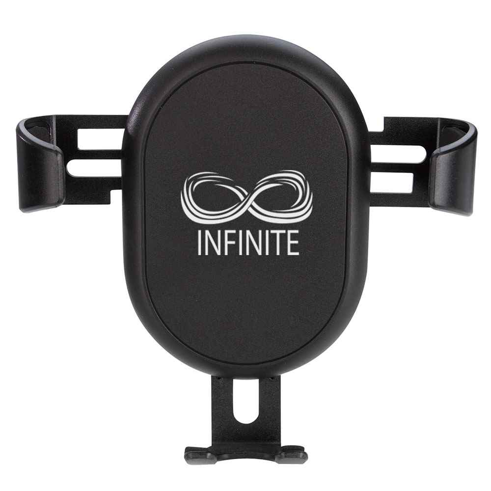 Auto Vent Wireless Charging Cradle - Personalization Available