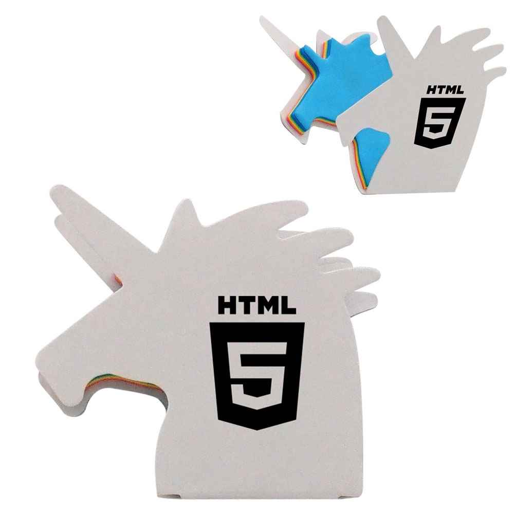 Unicorn Sticky Notes - Personalization Available