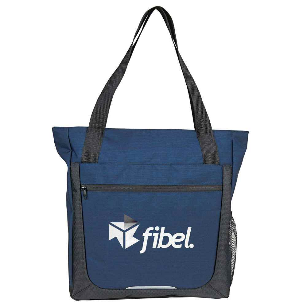 Essentials Large Zippered Tote - Personalization Available