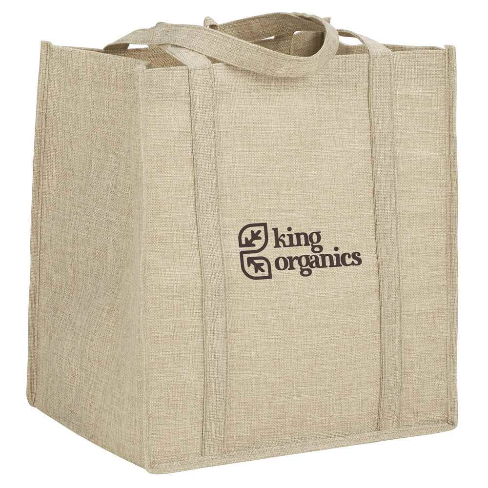 Kai Grocery Tote - Personalization Available
