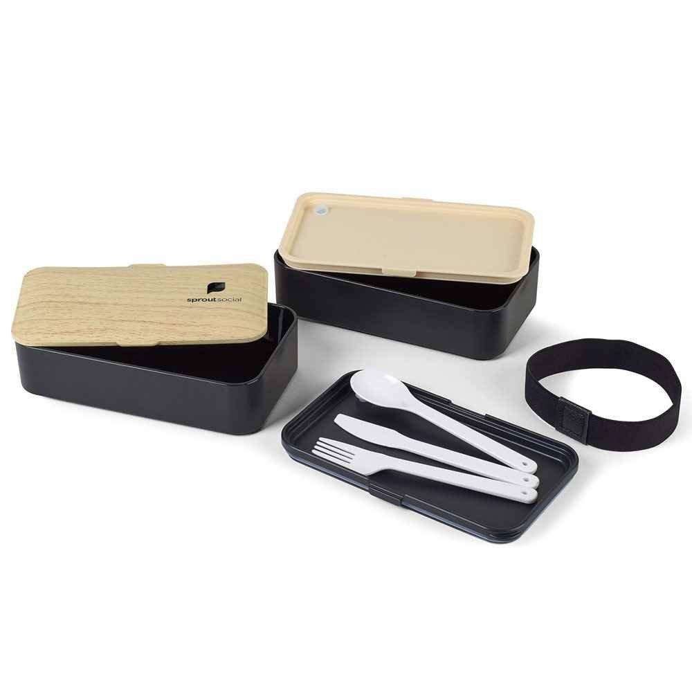 Osaka Bento Lunch Box - Personalization Available