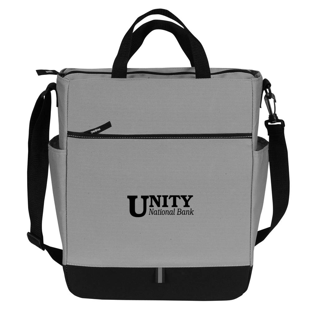 Metro Crossbody Tote - Personalization Available