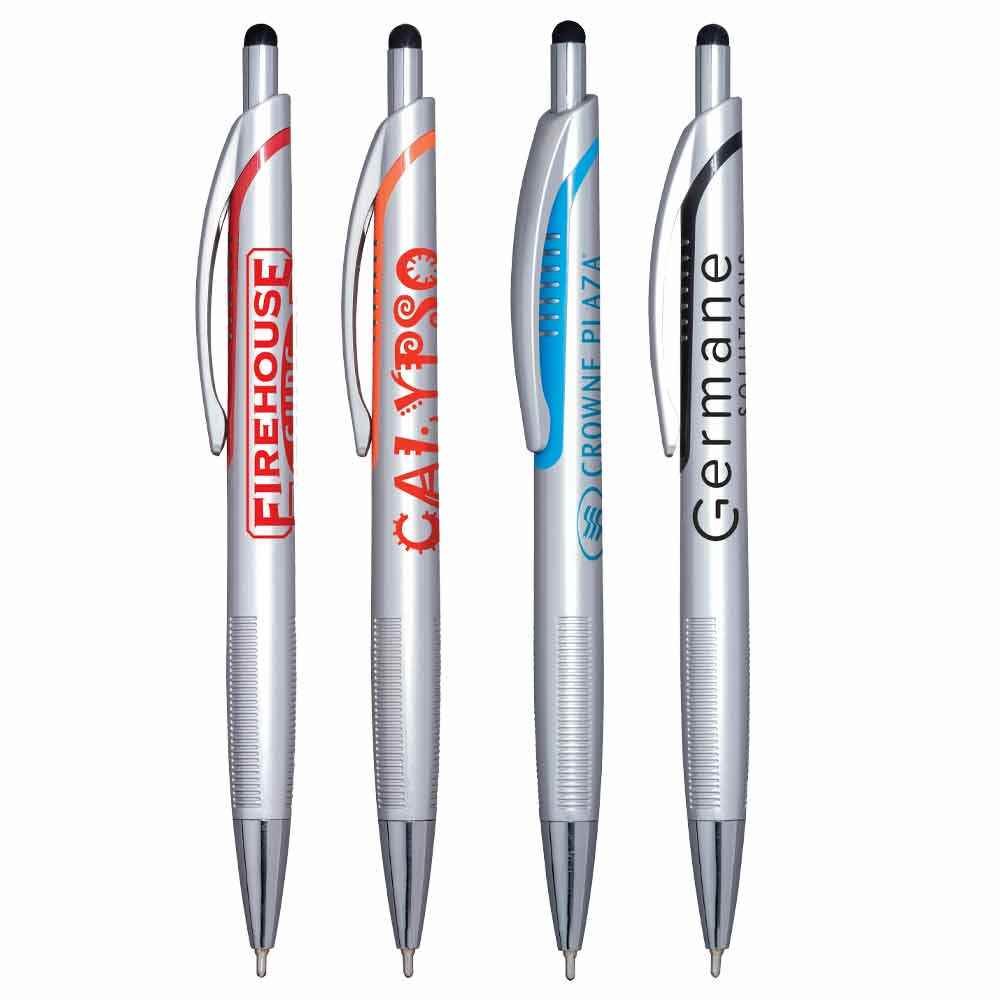 Silver X2 Stylus Pen - Personalization Available