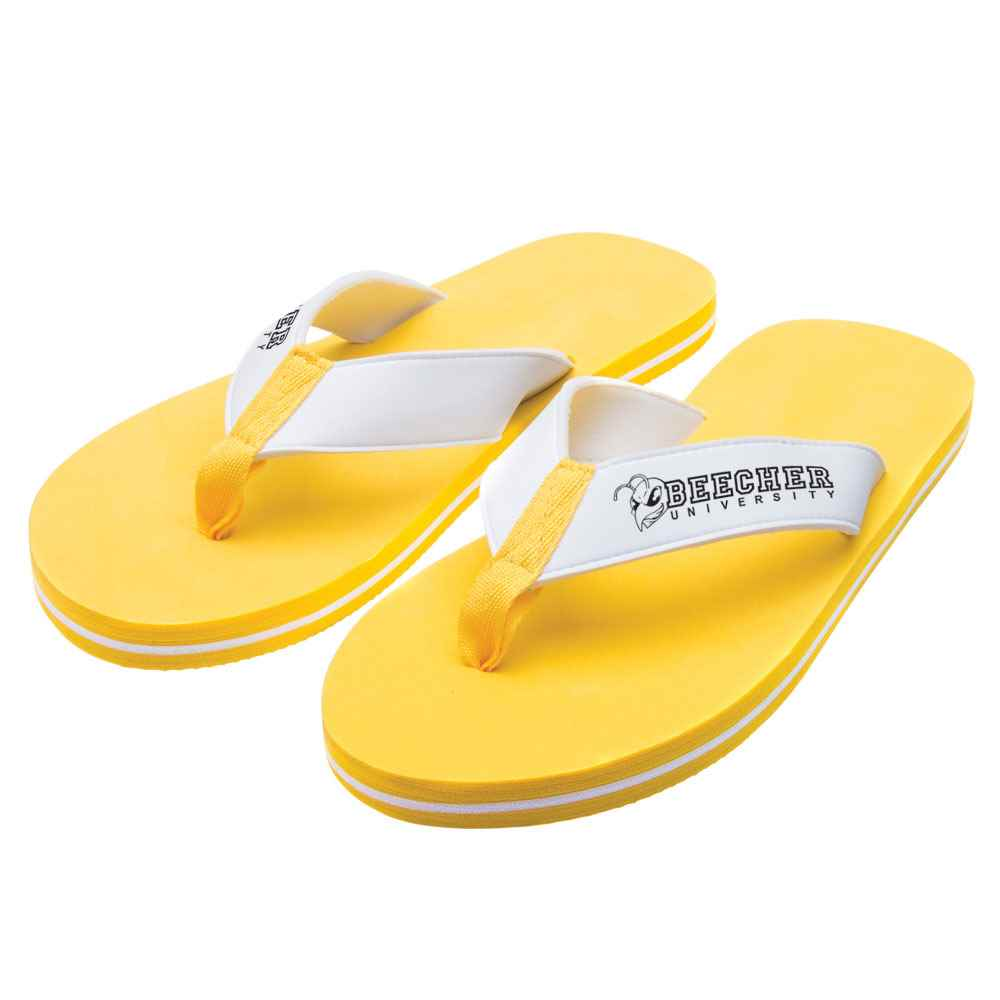 Deluxe Flip Flops - Personalization Available
