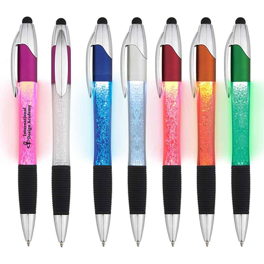 Del Mar Light Stylus Pen - Personalization Available