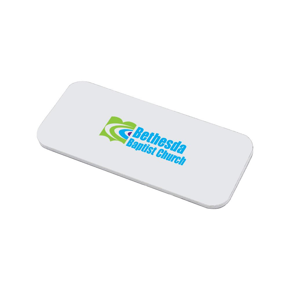 Rectangle Nail File - Personalization Available