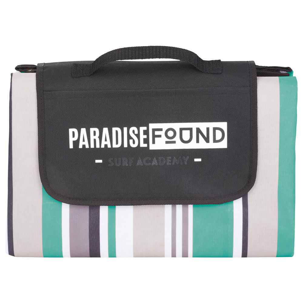 Oversized Striped Picnic and Beach Blanket - Personalization Available