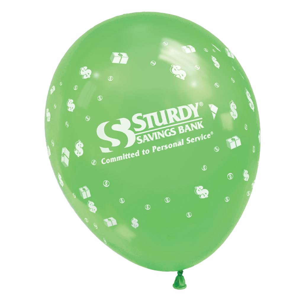 Latex Wrap Balloons - Personalization Available