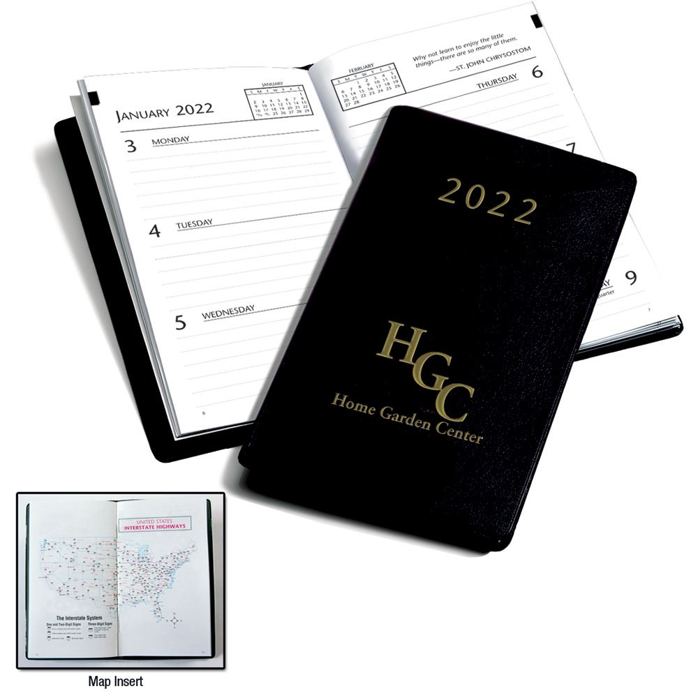 Classic Pocket 2021 Planner - Personalization Available