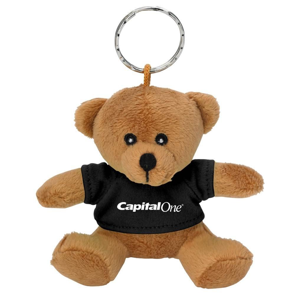 Mini Bear Key Chain - Personalization Available