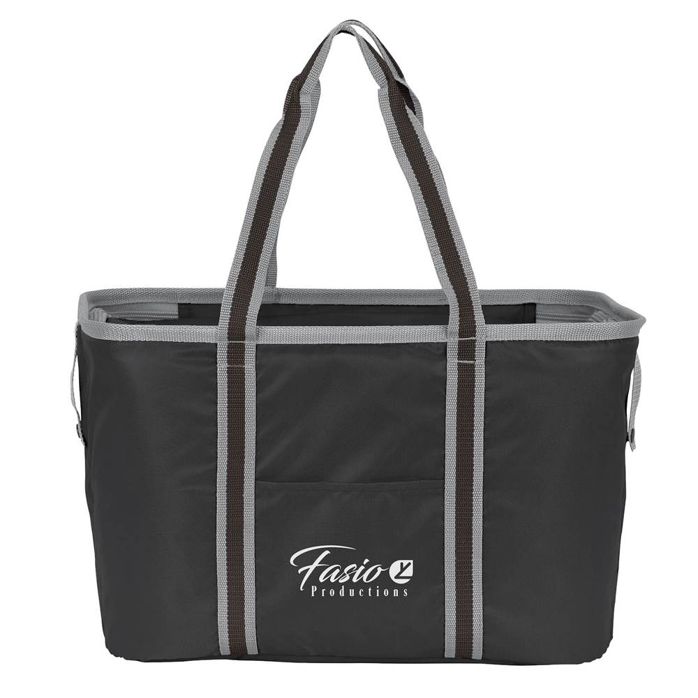 Agoura Insulated Cooler with Side Frame - Personalization Available