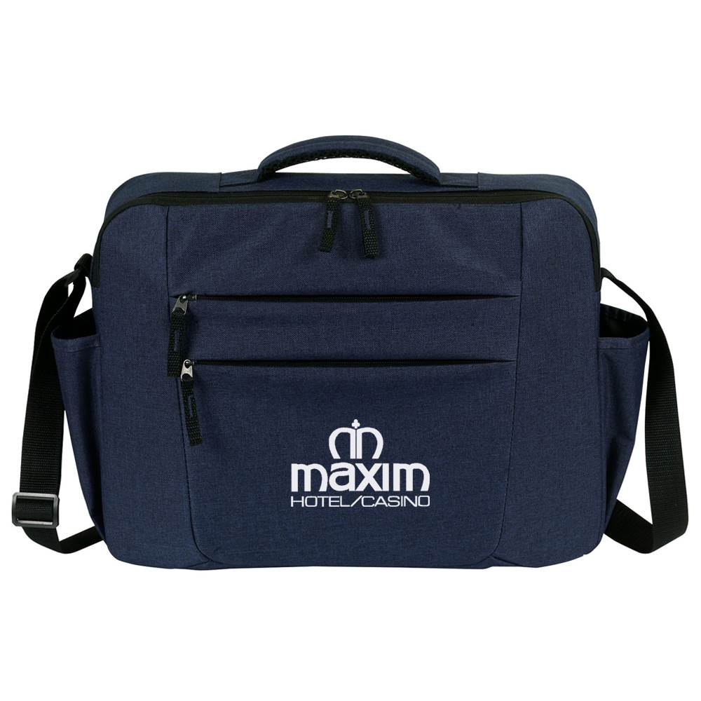 Premium Laptop Briefcase - Personalization Available