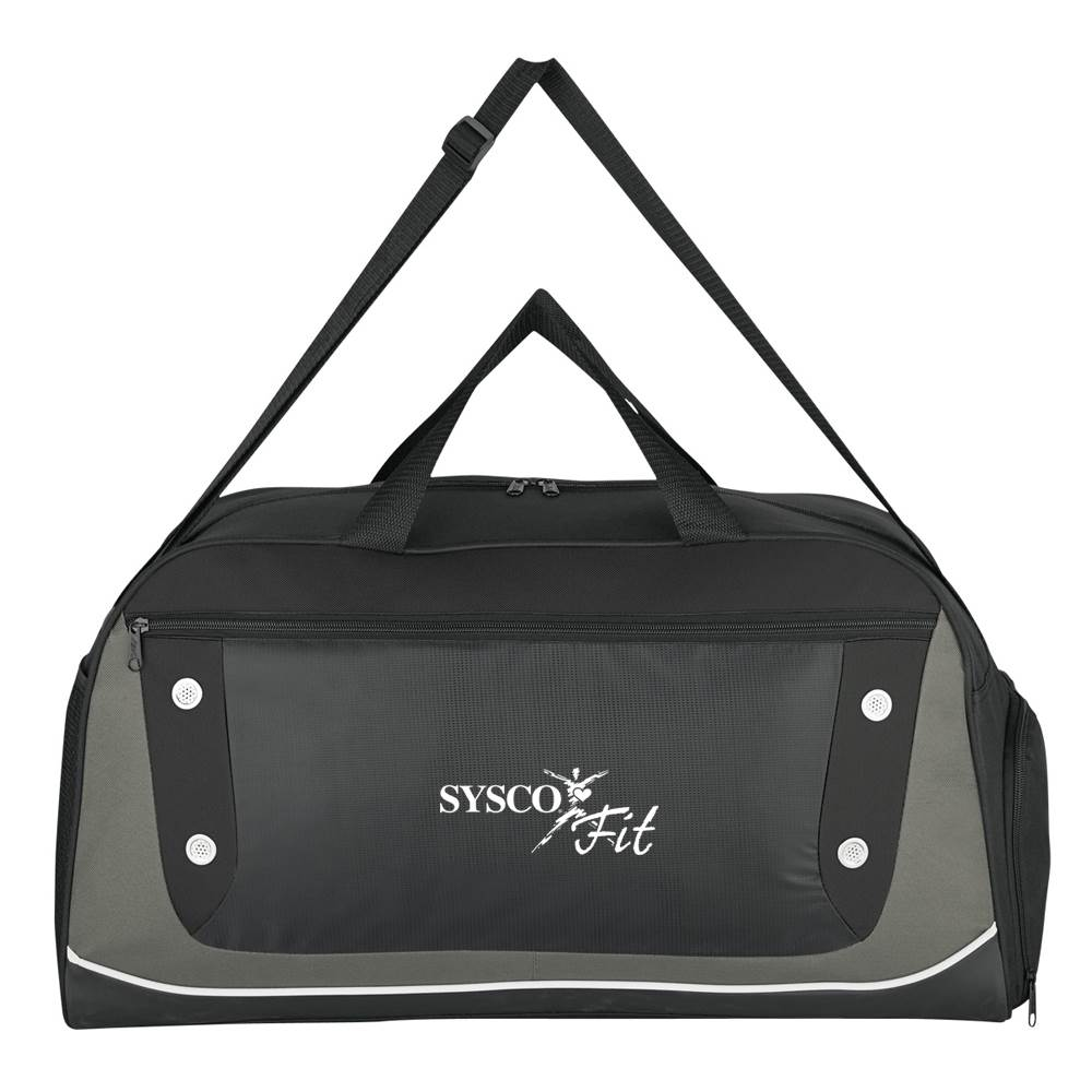 World Tour Duffel Bag - Personalization Available