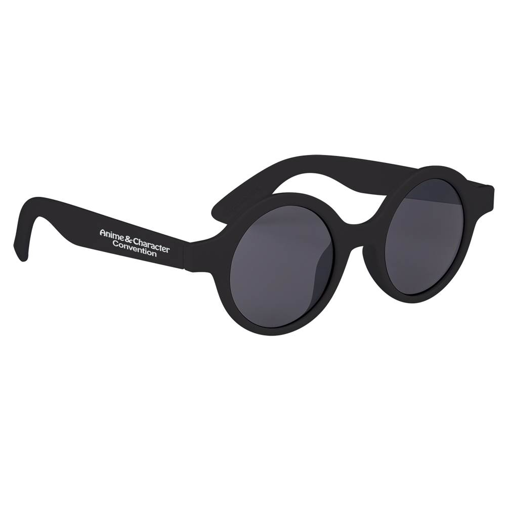 Lennon Round Sunglasses - Personalization Available
