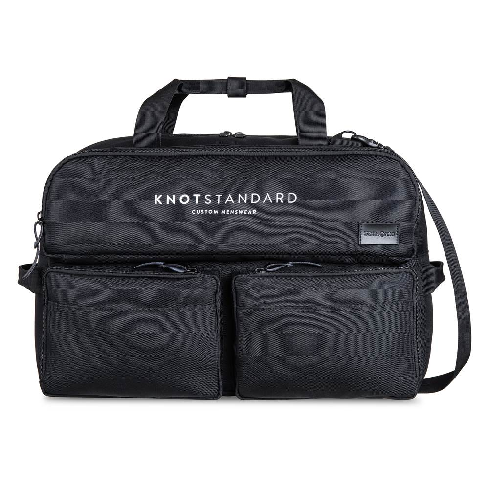 Samsonite Morgan Travel Bag - Personalization Available