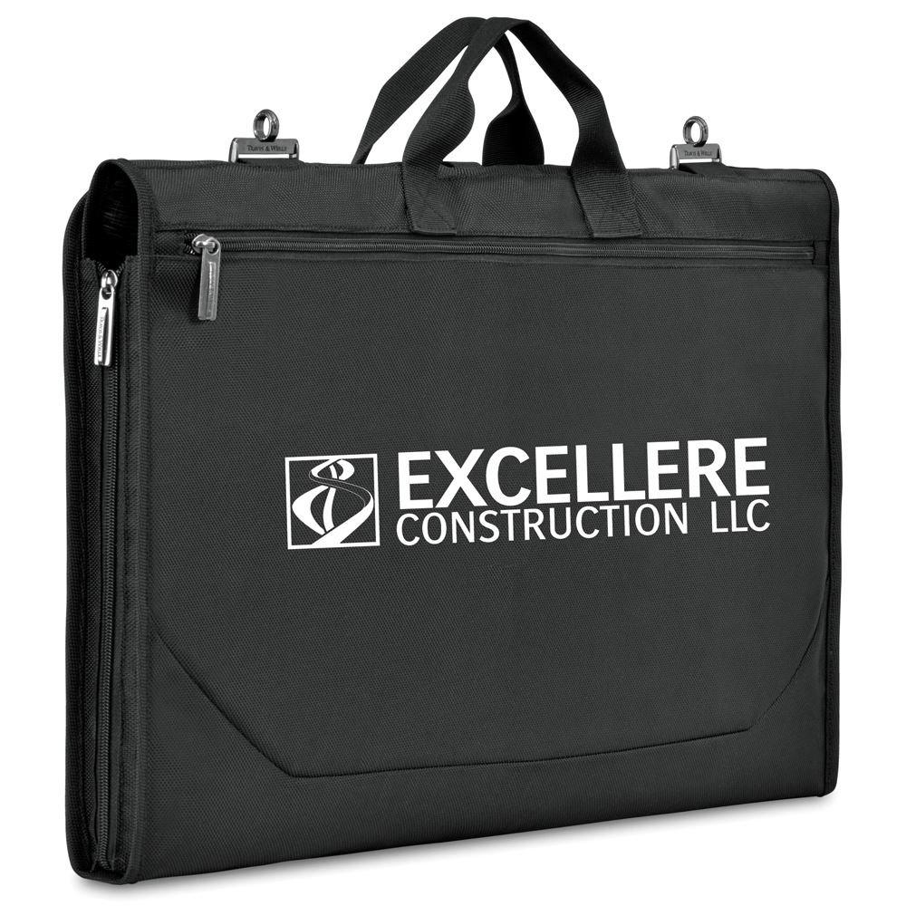 Travis & Wells™ Trenton Garment Bag - Personalization Available
