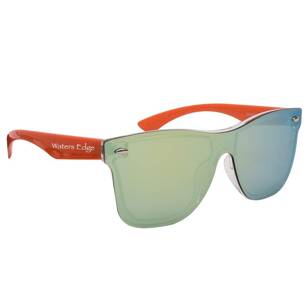 Outrider Mirrored Malibu Sunglasses - Personalization Available