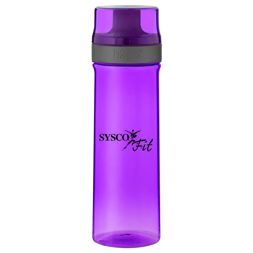 h2go® Axis Bottle 25-Oz. - Personalization Available