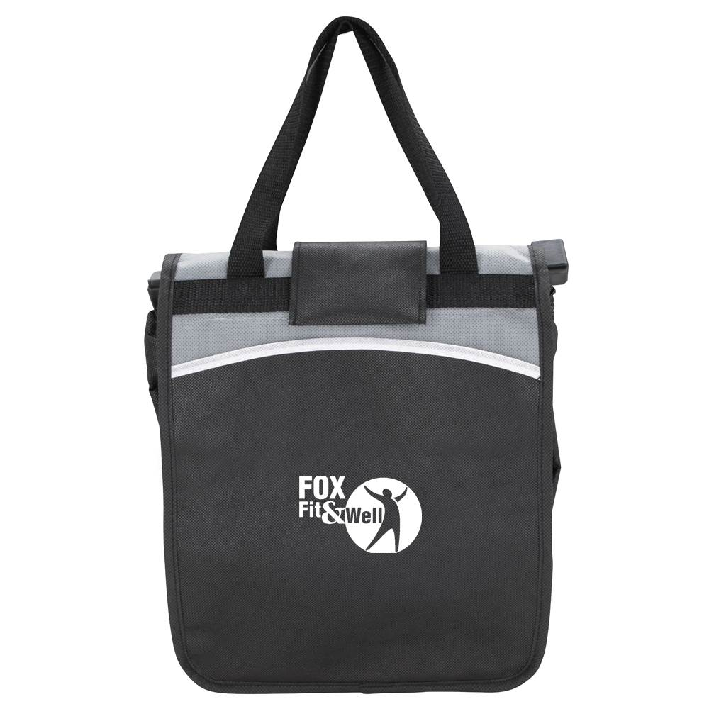 Expandable Grocery Cart Tote - Personalization Available