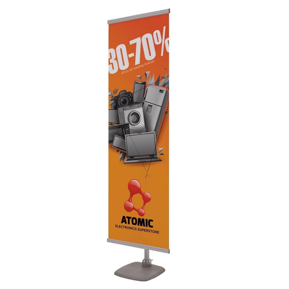 Sidekick Banner Display Kit - Full-Color Digital Personalization Available
