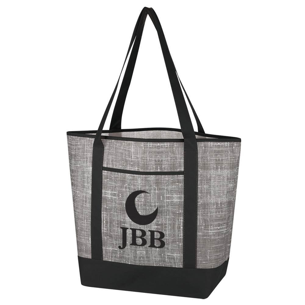 Bellevue Non-Woven Tote Bag - Personalization Available
