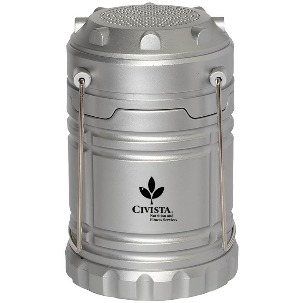 Duo COB Lantern / Wireless Speaker - Personalization Available