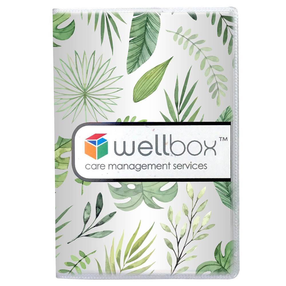 Lil' Leaf Notebook - Personalization Available