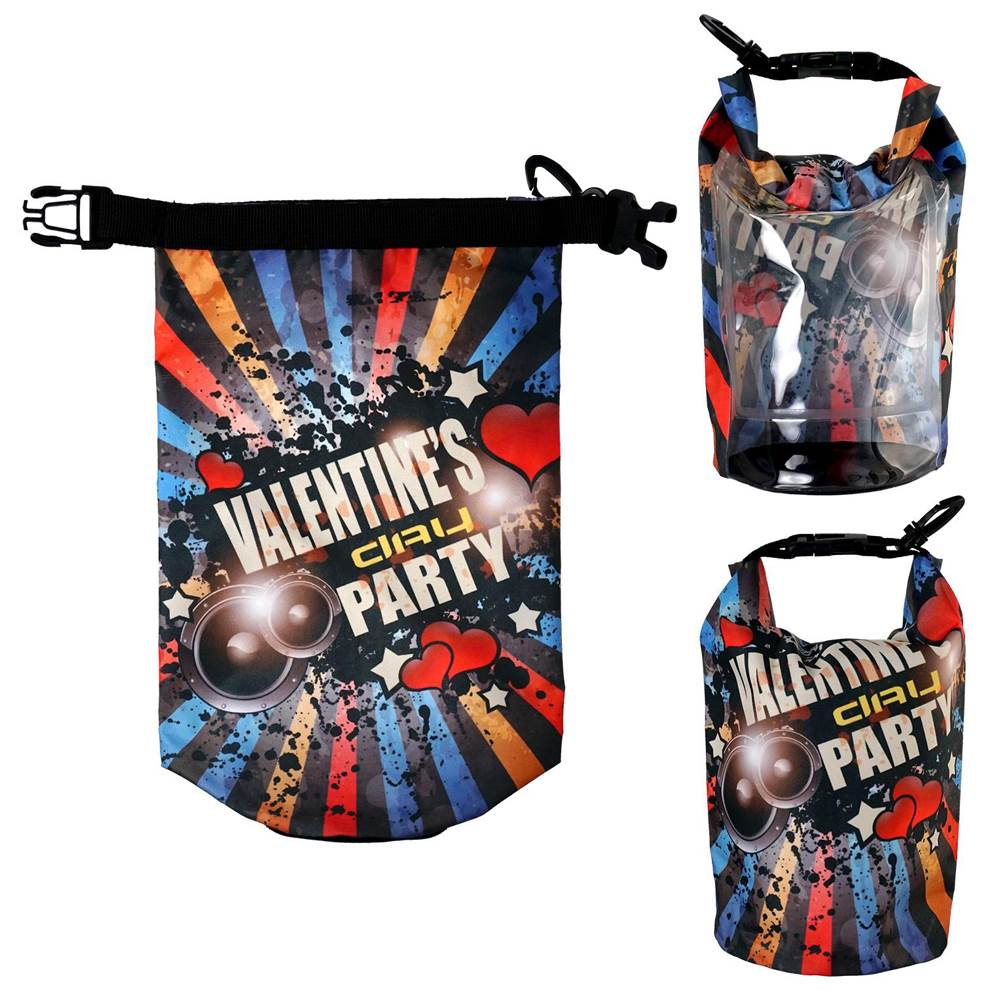 Full Color Voyager Dry Bag 2.5L - Personalization Available