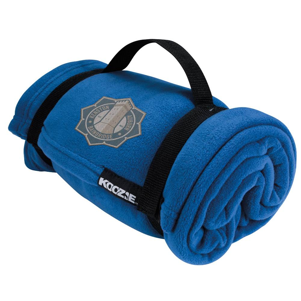 Koozie® Field Blanket - Personalization Available