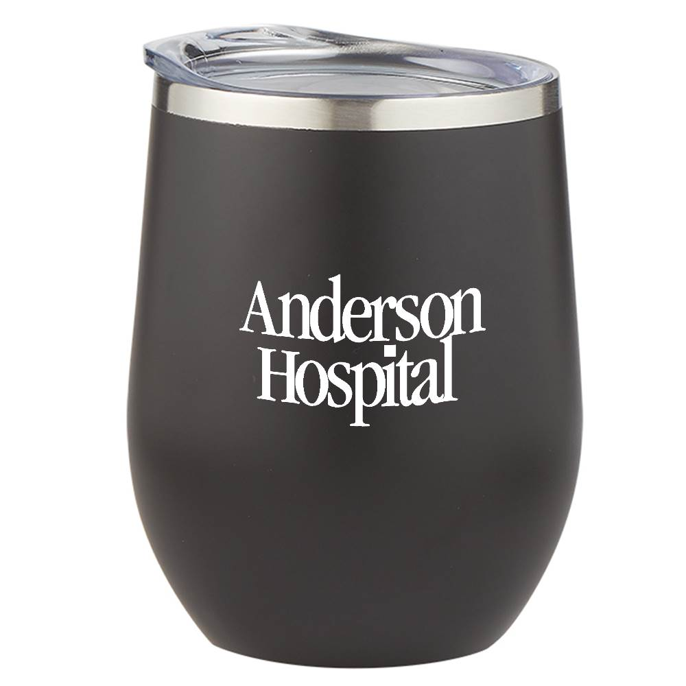 Joey Wine Tumbler 12-Oz. - Personalization Available