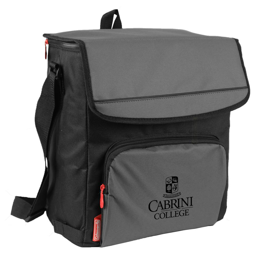 Dantes Peak Coleman® Collapsible 34-Can Soft Cooler - Personalization Available