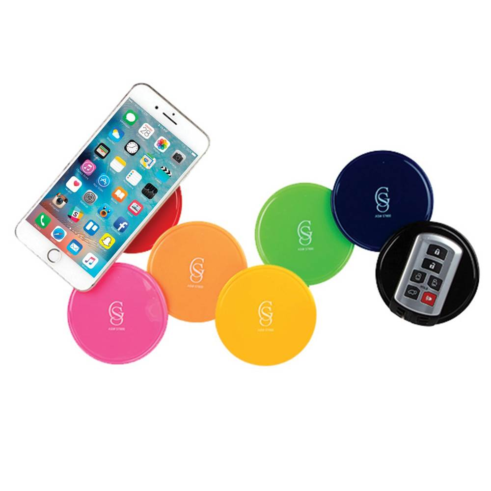Stack Em' Up Mobile Phone Gel Pads - Personalization Available