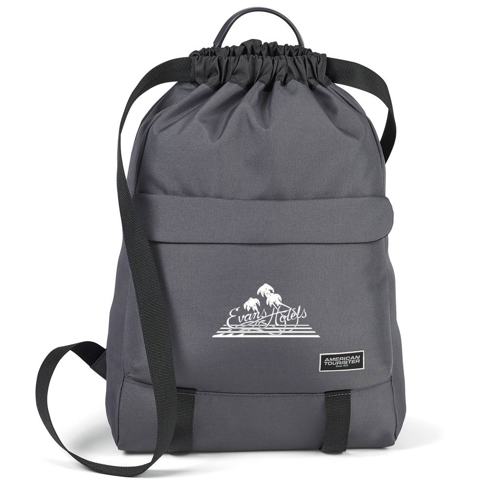 American Tourister® Embark Cinchpack - Personalization Available
