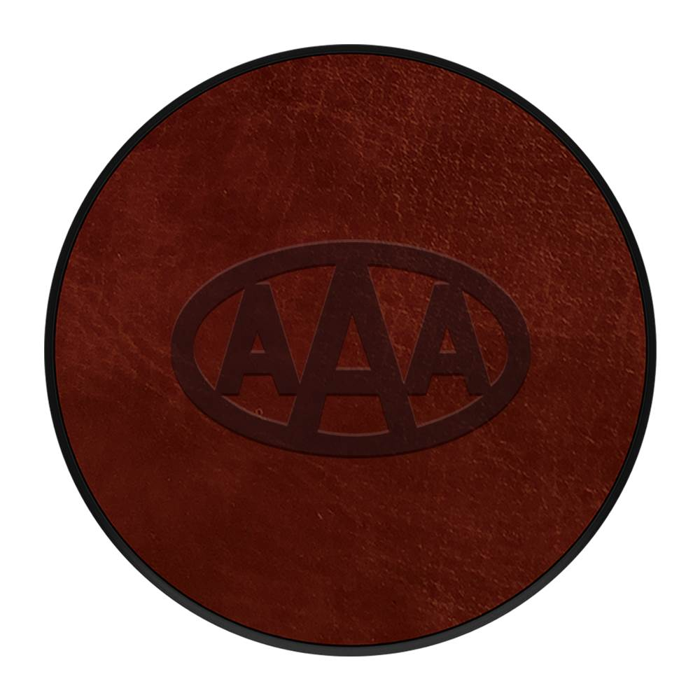 Vegan Leather PopSockets® PopGrip - Personalization Available
