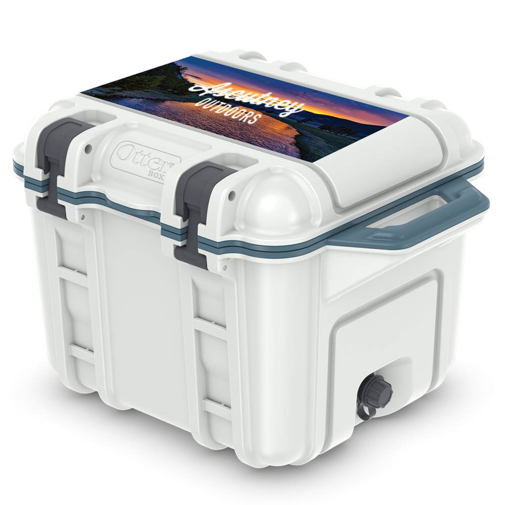 Otterbox Venture 25-Qt. Cooler - Full-Color Personalization Available