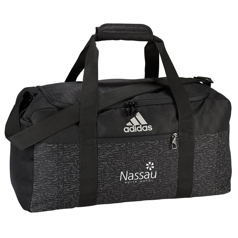 adidas® Duffel Bag - Embroidery Personalization Available