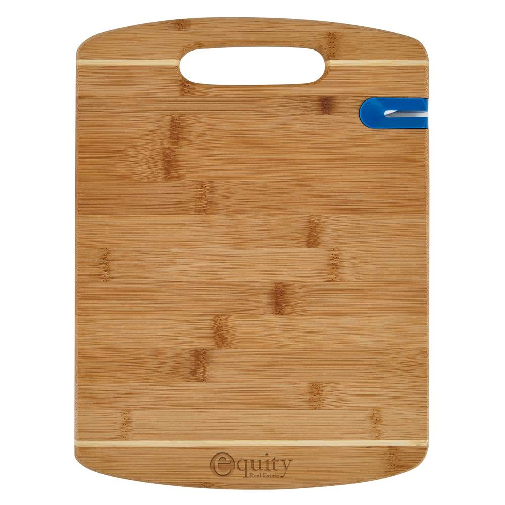 Bamboo Sharpen-It™ Cutting Board - Personalization Available