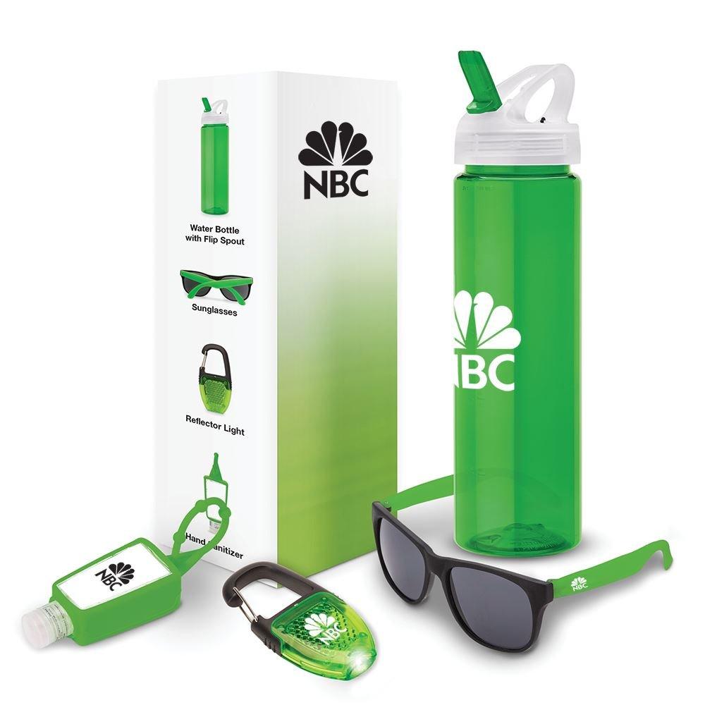 Trailblazer 4-Piece Wellness Gift Set - Personalization Available