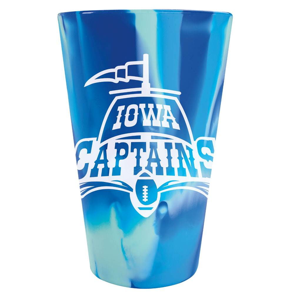 Silipint™ Straight Up Pint Glass 16-Oz. - Personalization Available