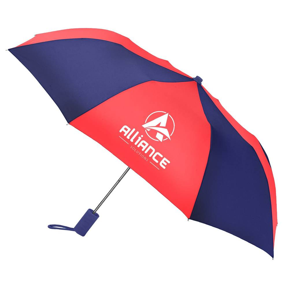 The Revolution Folding Umbrella - Personalization Available