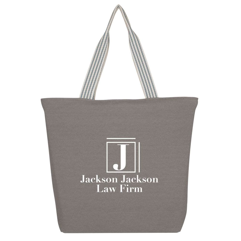 Boulevard Tote Bag - Personalization Available