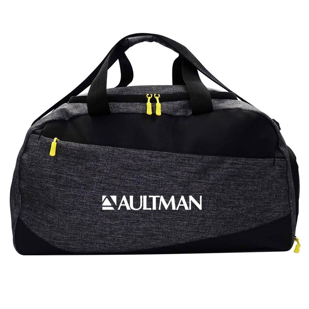 X Line Duffel Bag - Personalization Available