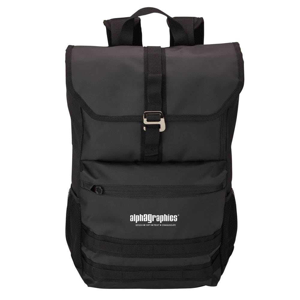 Work-Day Backpack - Personalization Available