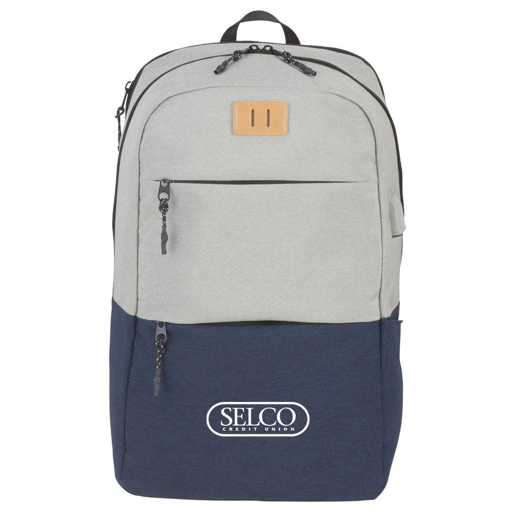 Luxe Computer Backpack 15