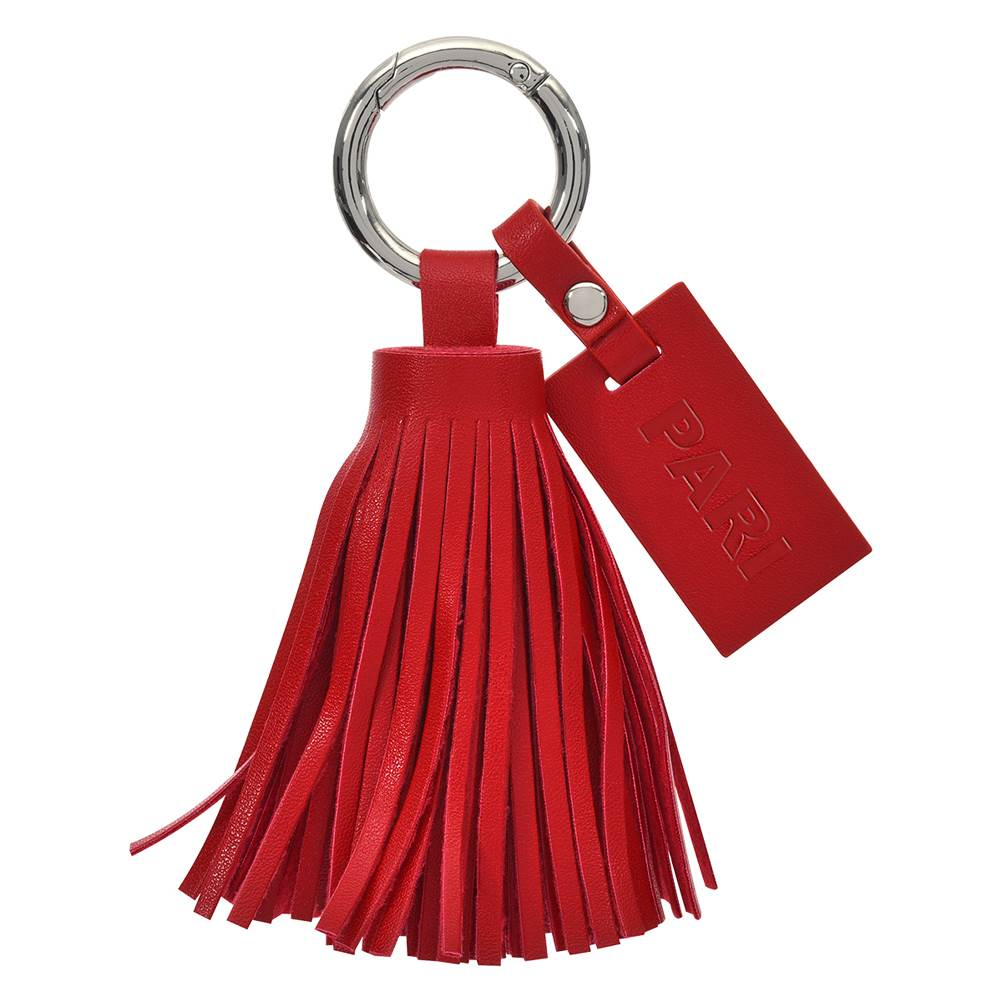 Tassel Key Ring - Personalization Available