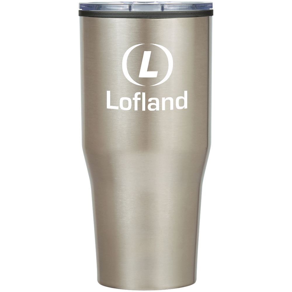 Rossmoor Stainless Steel Tumbler 30-Oz. - Personalization Available